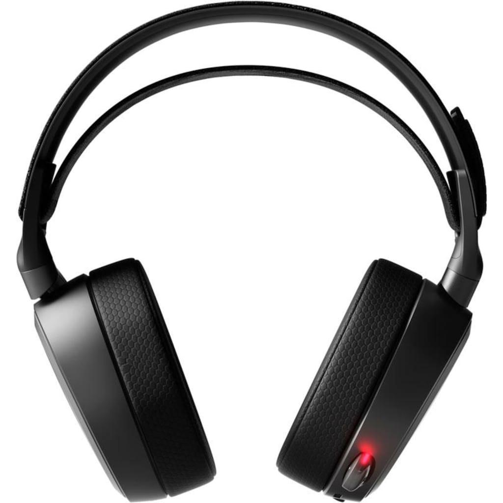SteelSeries Gaming-Headset »Arctis Pro Wireless«, WLAN (WiFi)-Bluetooth, Hi-Res