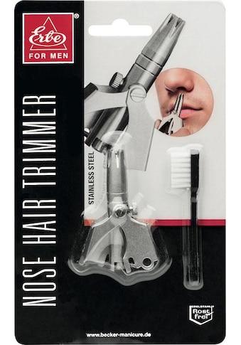 ERBE Nasenhaartrimmer »Nose Hair Trimmer«, Edelstahl rostfrei kaufen