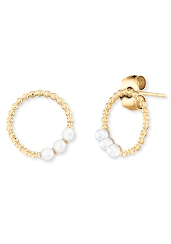 Engelsrufer Paar Ohrstecker »Pearls, ERE-PEARLS, ERE-PEARLS-G«, mit Muschelkernperle kaufen