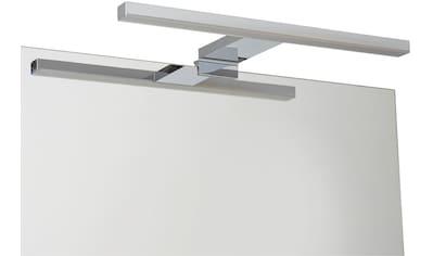 Loevschall Spiegelleuchte »LED Aufsatzleuchte Lagan«, Warmweiß, inkl. Transformator kaufen