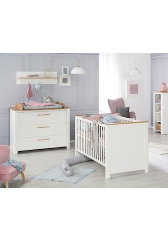 roba® Babymöbel-Set »Ava«, (Spar-Set, 2 St.), mit Kinderbett und Wickelkommode; Made... kaufen