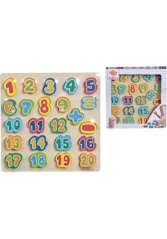 Eichhorn Spielbausteine »Zahlen«, (23 St.) kaufen