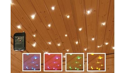 KARIBU Farblichtanwendung »Sternenhimmel«, für Karibu Saunen, inkl. Funkfernbedienung kaufen