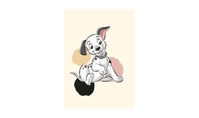 KOMAR XXL Poster »101 Dalmatiner Dots« kaufen