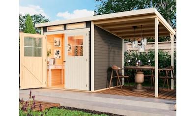 Karibu Gartenhaus »Glücksburg 3« kaufen