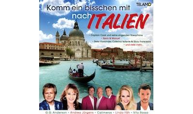 Musik-CD »Komm Ein Bisschen Mit Nach Italien / Various« kaufen