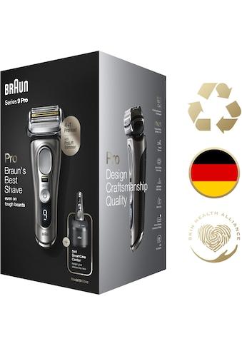 Braun Elektrorasierer »Series 9 Pro- 9465cc«, Reinigungsstation, 1 St. Aufsätze kaufen