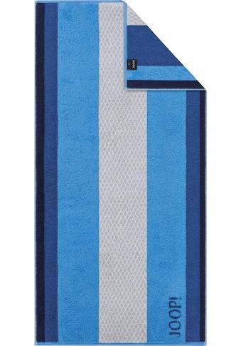 Joop! Badetuch »Diamond Stripes«, (1 St.), mit verschiedenen Streifen kaufen