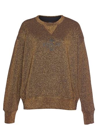 "Replay Sweatshirt, mit ""Replay"" Schirftzug kaufen"
