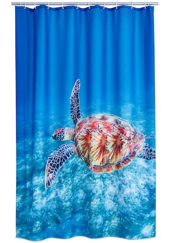 Ridder Duschvorhang »Turtle«, Breite 180 cm, (1 tlg.), Höhe 200 cm kaufen