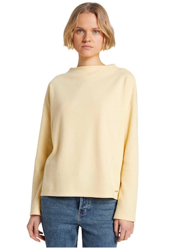TOM TAILOR Denim Sweatshirt, mit hohen Ausschnitt kaufen