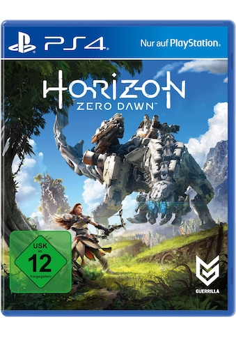 Horizon Zero Dawn PlayStation 4 kaufen