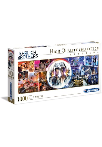 """Clementoni® Puzzle """"Ehrlich Brothers Panorama"""" kaufen"""