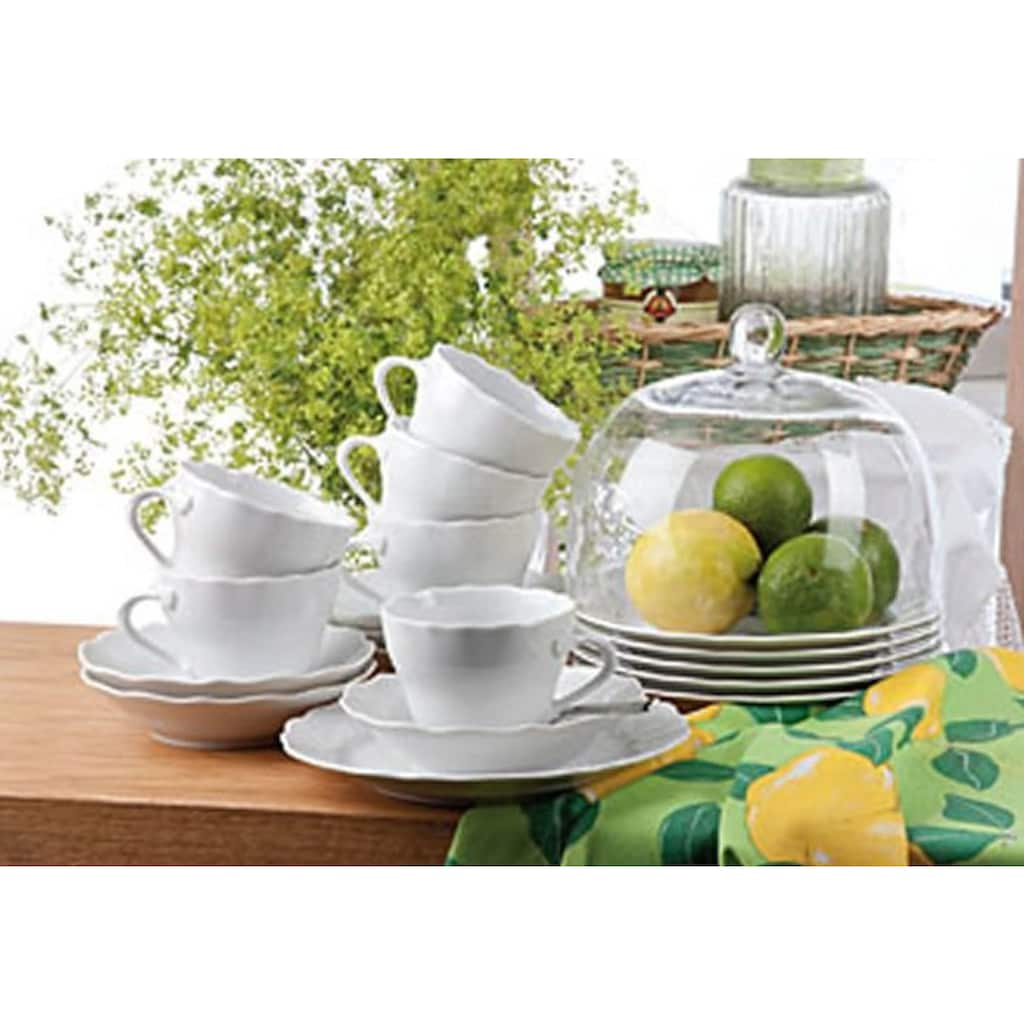 Hutschenreuther Kaffeeservice »Maria Theresia«, (Set, 18 tlg.), Mikrowellengeeignet