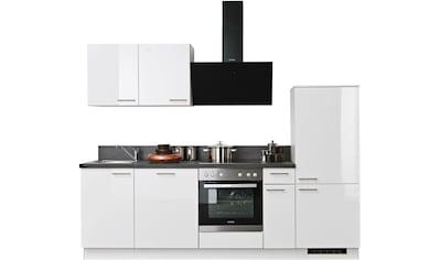 Express Küchen Küchenzeile »Scafa« kaufen