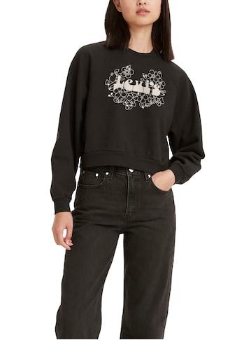 Levi's® Sweatshirt »Vintage Raglan Crew«, mit Blumenprint kaufen