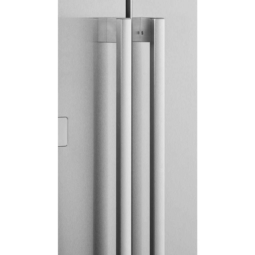 SIEMENS Side-by-Side »KA93NVIFP«, iQ300, KA93NVIFP, 178,7 cm hoch, 90,8 cm breit