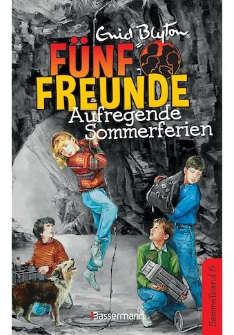 Buch »Fünf Freunde - Aufregende Sommerferien - DB 08 / Enid Blyton« kaufen