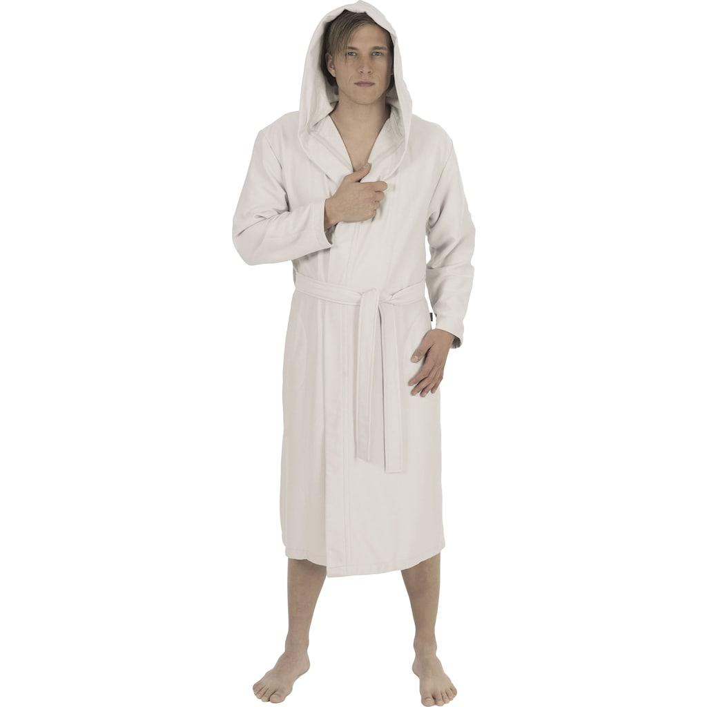 Wewo fashion Unisex-Bademantel »3901«, mit Soft-Touch