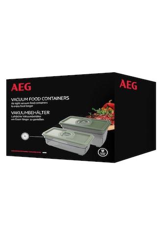 AEG Vakuumbehälter »AVFB1«, (Set, 2 tlg.) kaufen