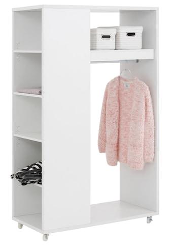 Home affaire Garderobenschrank »Willow«, aus schönem folierten Holzwerkstoff, mit... kaufen