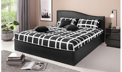 Westfalia Schlafkomfort Polsterbett, inkl. Bettkasten bei Ausführung mit Matratze kaufen