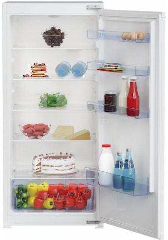 BEKO Einbaukühlschrank, 121,5 cm hoch, 54 cm breit kaufen