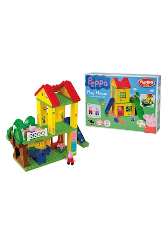 BIG Konstruktions-Spielset »BIG-Bloxx Peppa Wutz Play House«, (75 St.) kaufen
