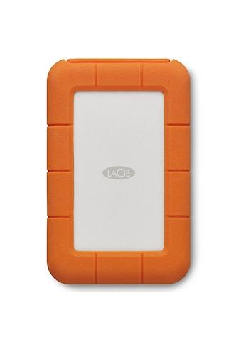 LaCie Rugged Thunderbolt USB-C SSD, 1 TB, externe SSD kaufen