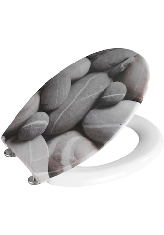 WENKO WC - Sitz »Stones« kaufen