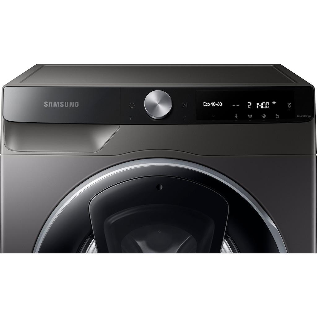 Samsung Waschmaschine »WW80T654ALX/S2«, WW6500T INOX, WW80T654ALX/S2