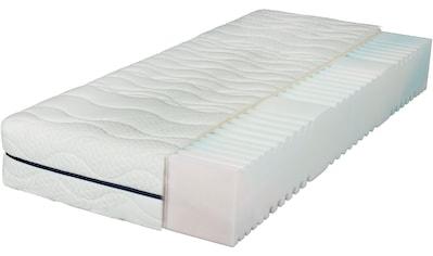 Breckle Komfortschaummatratze »EvoX 27«, 27 cm cm hoch, Raumgewicht: 28 kg/m³, (1... kaufen