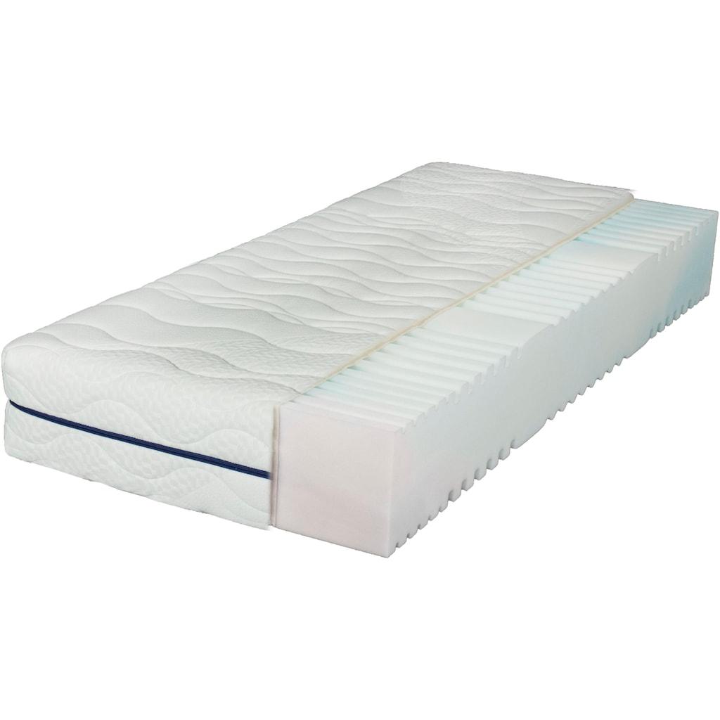 Breckle Komfortschaummatratze »EvoX 27«, (1 St.), besonders hoch - zertifizierte Markenqualität zum Vorteilspreis