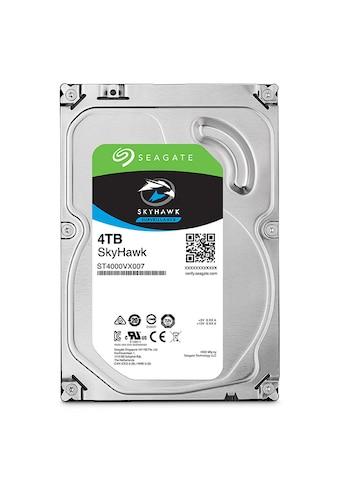 Seagate HDD-Festplatte »Skyhawk Surveillance 4TB« kaufen