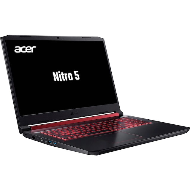 Acer AN517-51-77Q0 Notebook (43,94 cm / 17,3 Zoll, Intel,Core i7, 1024 GB SSD)