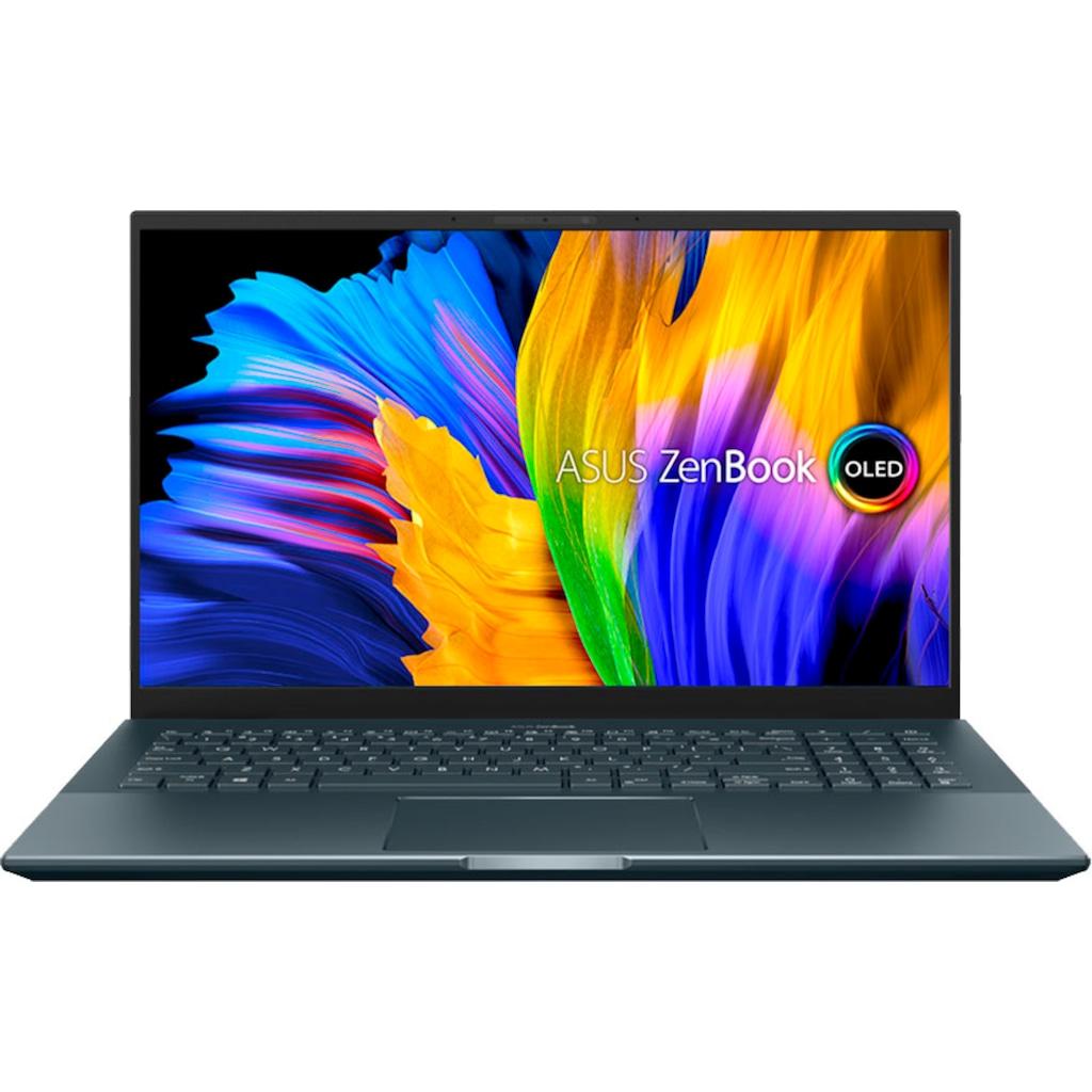 """Asus Notebook »UM535QE-H2032T«, (39,6 cm/15,6 """" AMD Ryzen 7 GeForce RTX™ 3050 Ti\r\n 1000 GB SSD), Kostenloses Upgrade auf Windows 11, sobald verfügbar"""