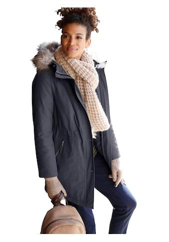 Casual Looks Jacke in sportiver Parka - Form kaufen