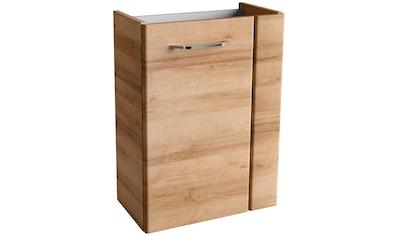 FACKELMANN Waschbeckenunterschrank »Milano«, Tür links und rechts montierbar kaufen