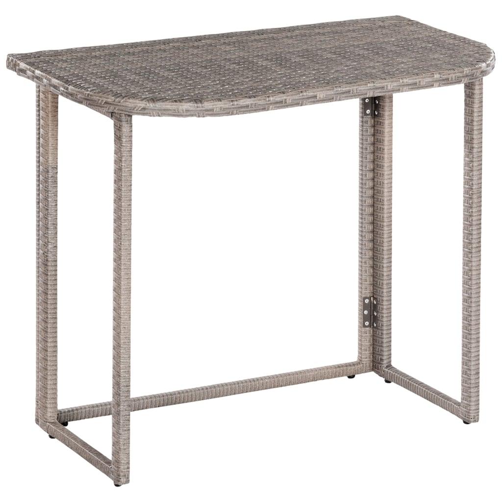 MERXX Gartentisch »Klapptisch für Eckbank«, 50x90 cm