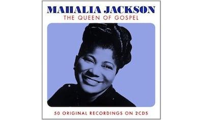 Musik-CD »The Queen Of Gospel / Jackson,Mahalia« kaufen