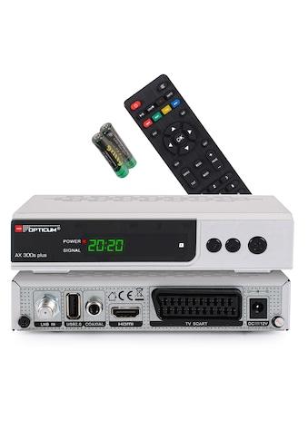 Opticum Red SAT-Receiver »AX 300 S Full HD«, EasyFind Ready kaufen