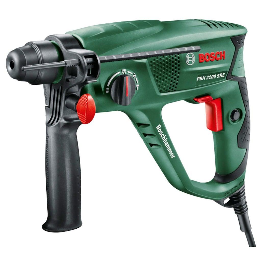 BOSCH Bohrhammer »PBH 2100 SRE«