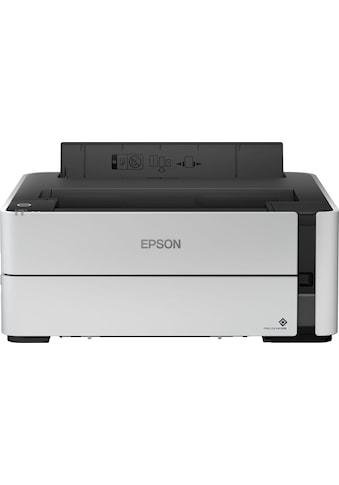 Epson Tintenstrahldrucker »EcoTank ET-M1170« kaufen