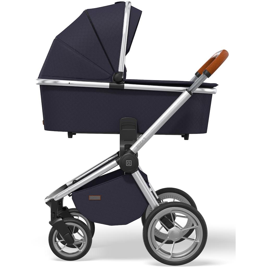 Moon Kombi-Kinderwagen »ReSea S«, 22 kg, aus recyceltem Material