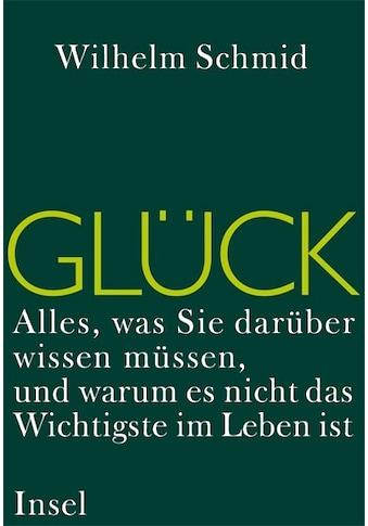 Buch »Glück / Wilhelm Schmid« kaufen
