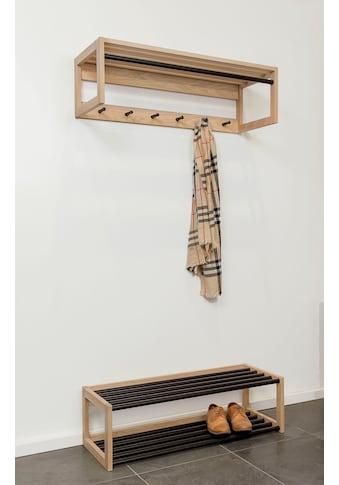 Woodman Schuhregal »Slussen«, im skandinavischen Design kaufen
