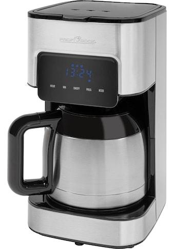 ProfiCook Filterkaffeemaschine »PC-KA 1191«, Papierfilter, 1x4 kaufen