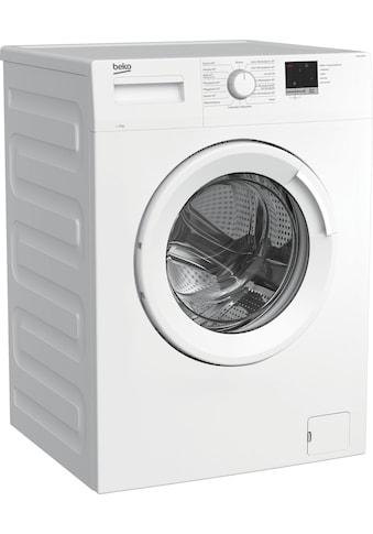 BEKO Waschmaschine »WML61023N1«, WML61023N1, 6 kg, 1000 U/min kaufen
