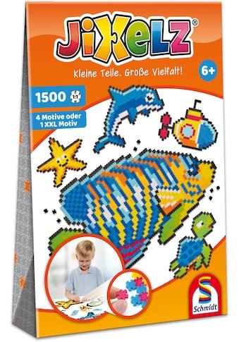 Schmidt Spiele Konturenpuzzle »Jixelz®, Unterwasserwelt« kaufen