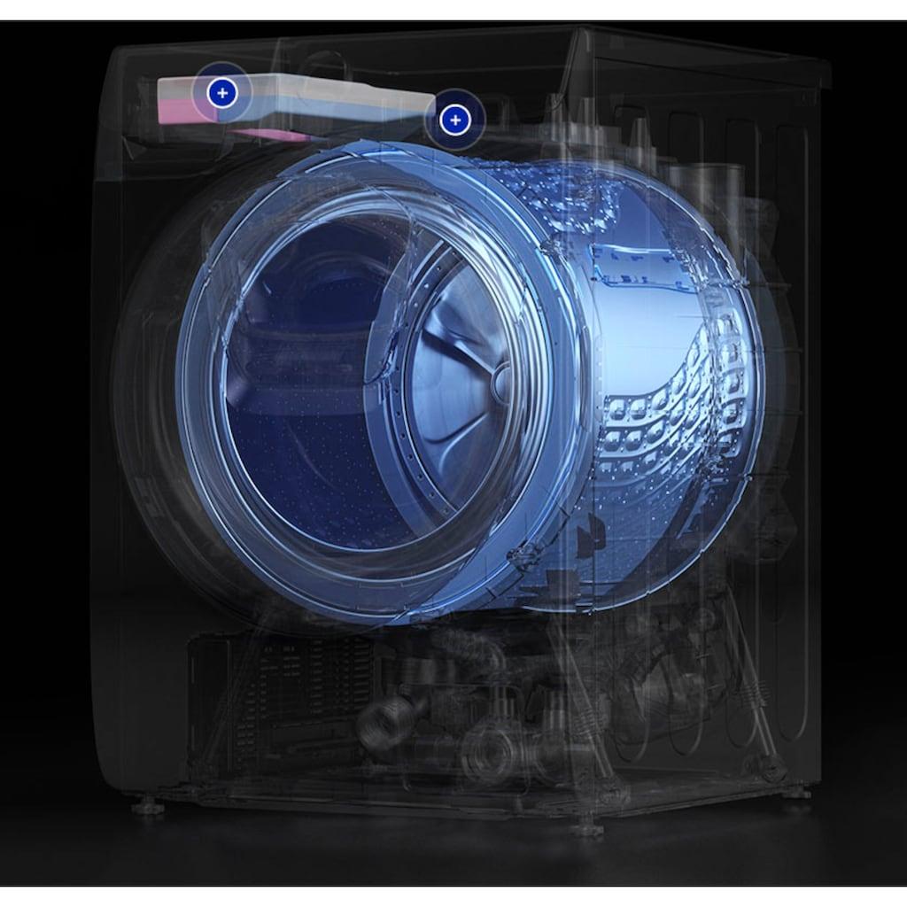 Samsung Waschmaschine »WW91T986ASH/S2«, WW9800T, WW91T986ASH, 9 kg, 1600 U/min